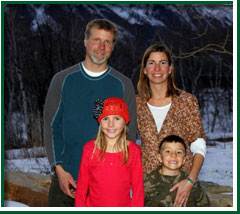 The Feltus Family of Crested Butte Colorado
